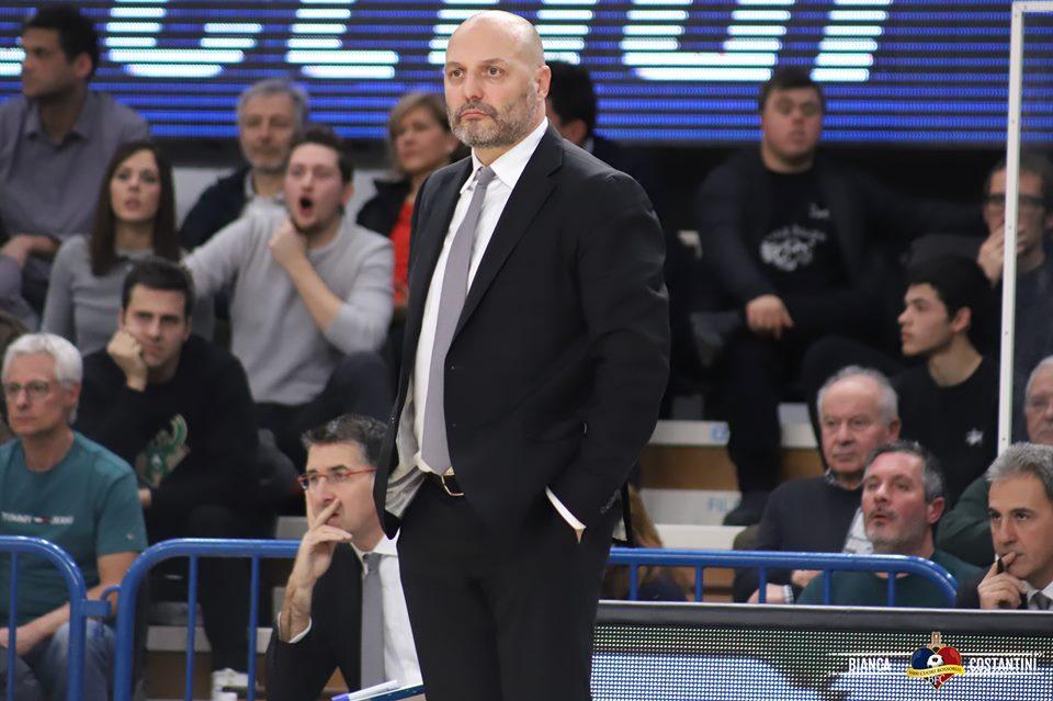 """Virtus Segafredo-Darussafaka, Djordjevic: """"Sappiamo quello che ci aspetta, mi aspetto grande concentrazione da parte di tutta la squadra"""""""