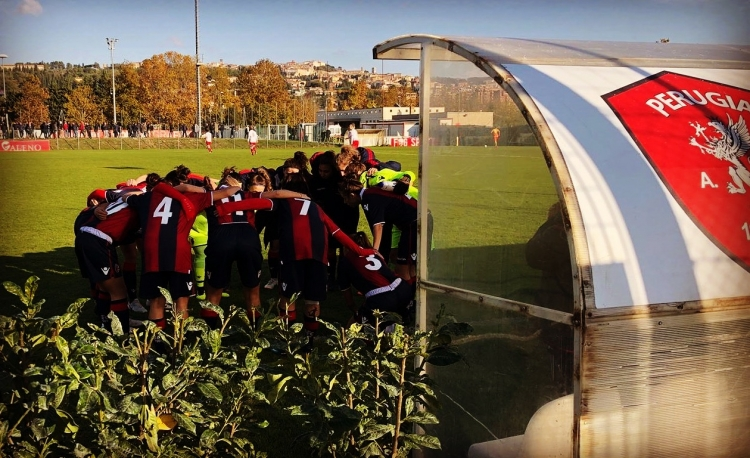 Bologna Femminile: Pareggio 0-0 a Perugia