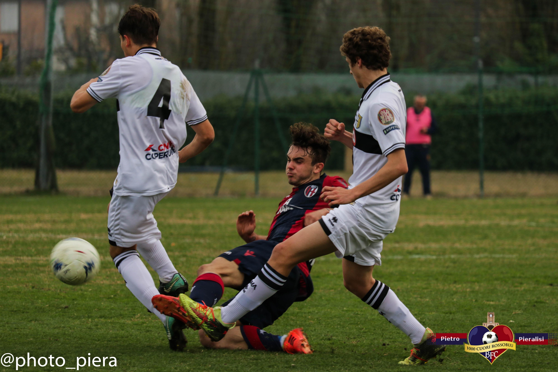 Primavera, Bologna -Parma 2-2. Il fotoracconto