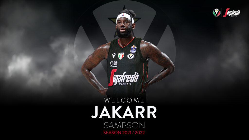 Virtus Segafredo: JaKarr Sampson è un nuovo giocatore bianconero
