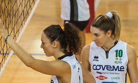Volley B1 - La Coveme supera Montespertoli 3-0 e conquista il primo posto in solitaria – 5 feb.