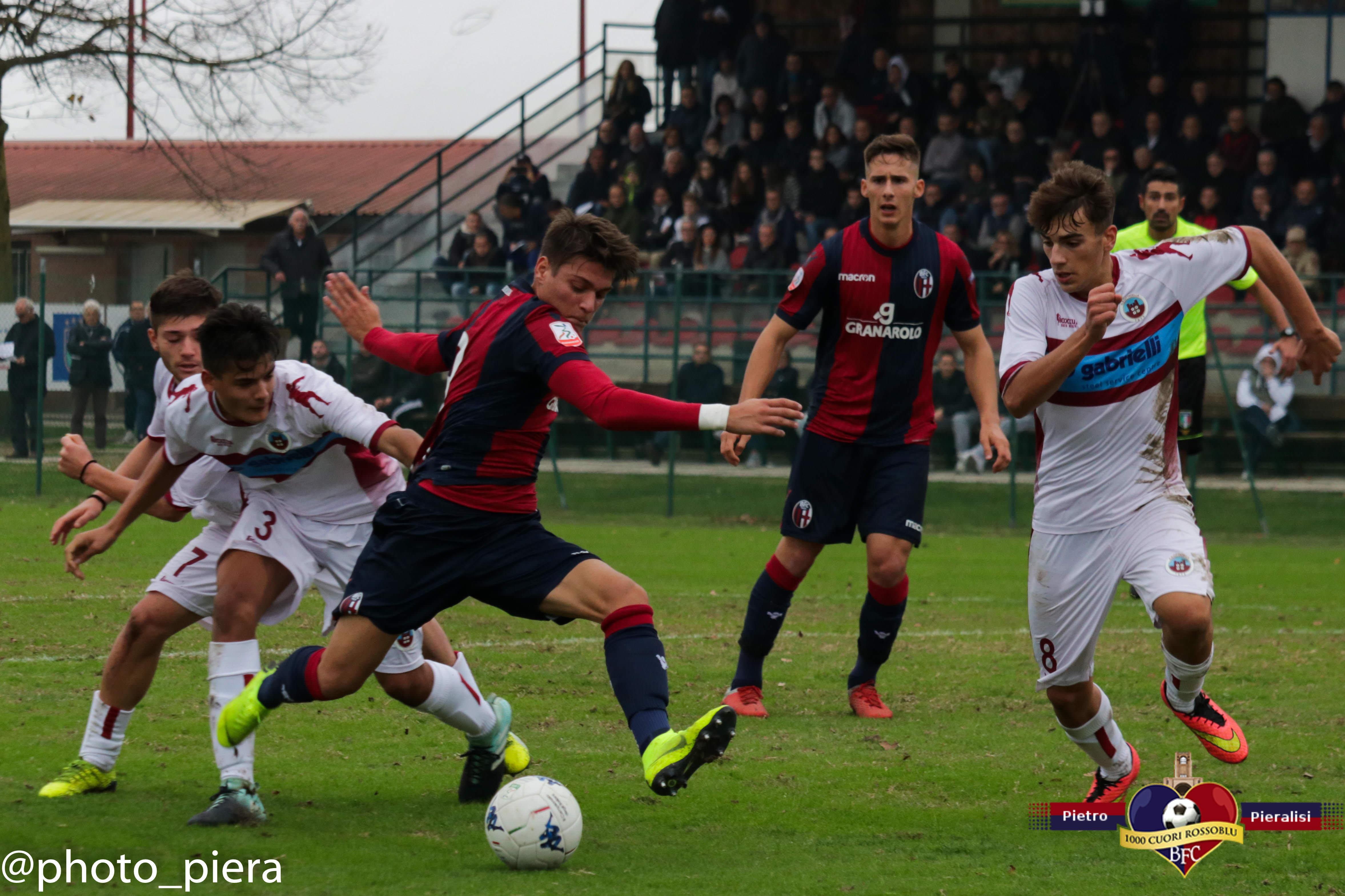Primavera - Bologna-Cittadella 2-1 - Le foto della gara