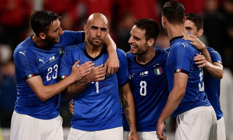 Italia – Olanda 1-1, apre Zaza e chiude Aké – 4 giu