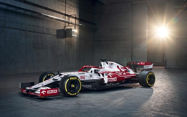 Presentazioni F1: Alfa Romeo, l'obbiettivo è migliorarsi
