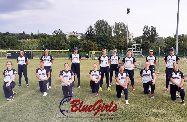 Sofball - Una vittoria ed una sconfitta per le BlueGirls a Sesto Fiorentino