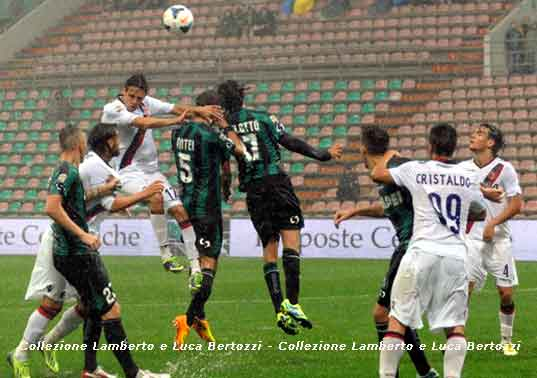 Amarcord: Sassuolo vs Bologna some years ago - 10th March
