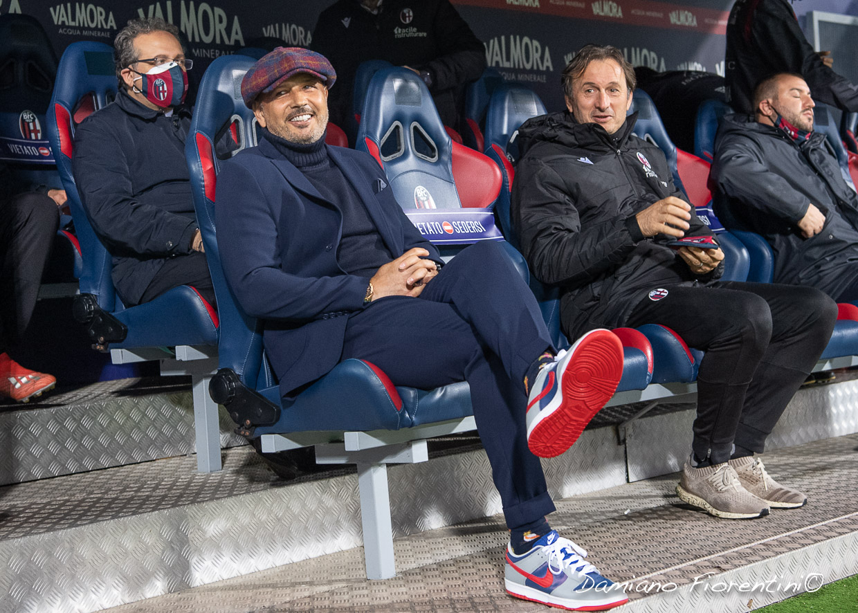 Radio Casteldebole weekly - Another home game on Sunday, Mihajlović will host Gattuso