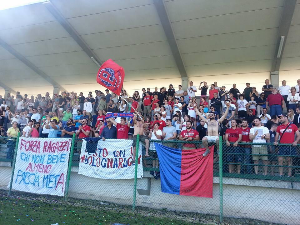 Rugby – Bologna batte Riviera e si guadagna matematicamente il 3° posto