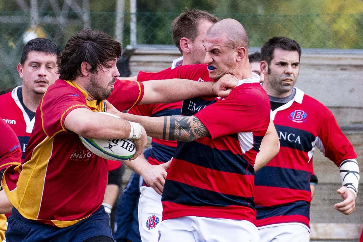 Rugby – En plein rossoblù!