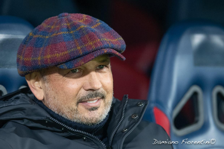 Mihajlovic: ''Con la Lazio dobbiamo rifare la partita dell'andata. In Italia serve più empatia tra arbitri e calciatori''