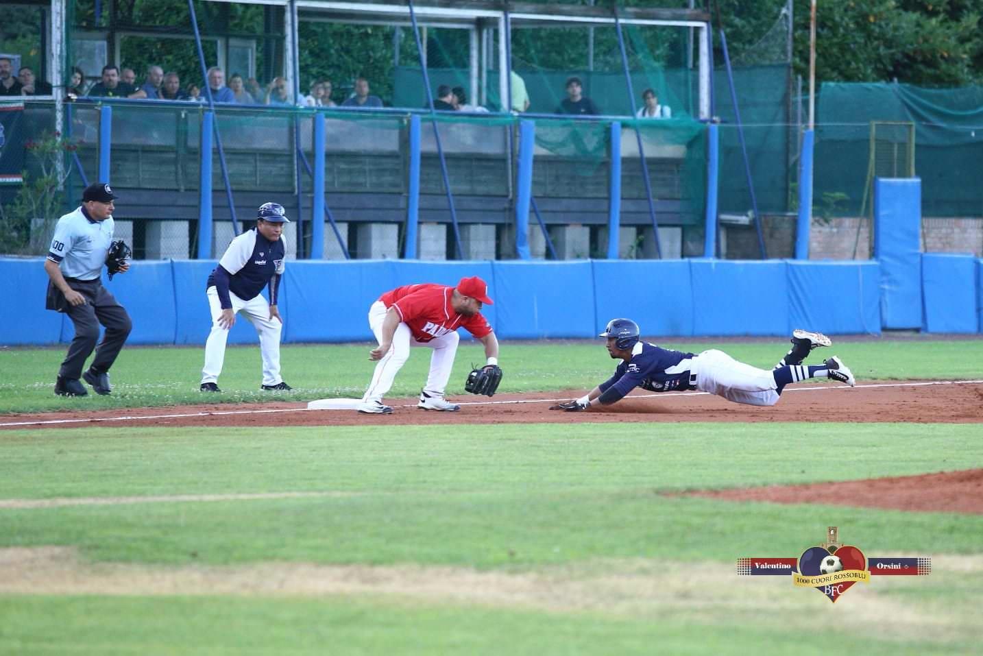 Baseball – La Fortitudo soffre più del previsto, ma alla fine vince e difende il primato in classifica! – 17 Giu