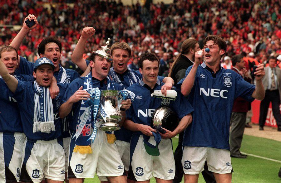 Monday Night - FA Cup '95: l'Everton sgambetta il super United