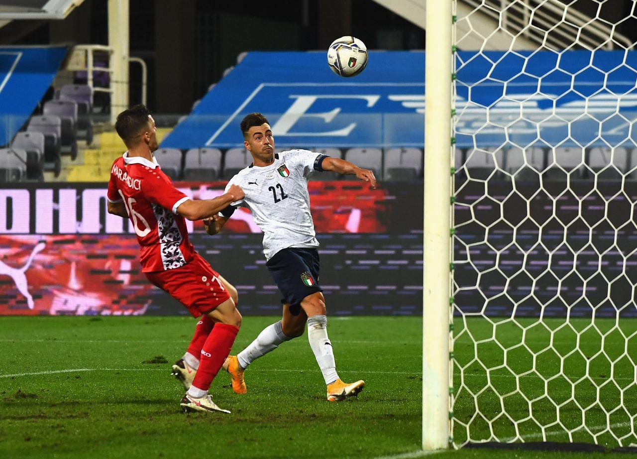 Nazionale, tampone negativo per El Shaarawy