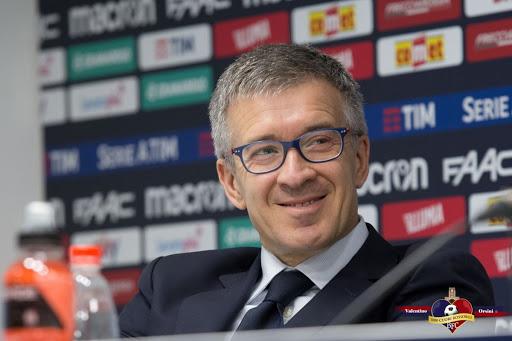 """Bologna Fc: tampone """"negativo"""" per il Dott. Fenucci"""