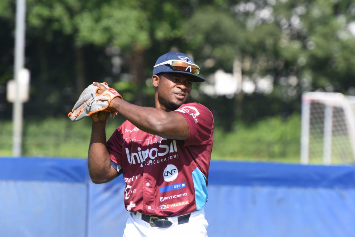 Fortitudo baseball: Moesquit resta in biancoblu fino a fine stagione - 06 Giu
