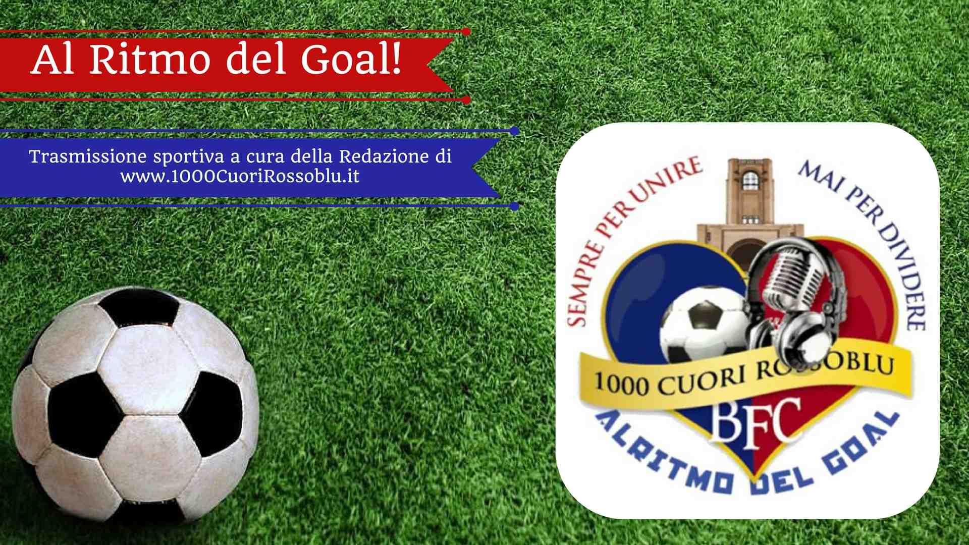 "Podcast ""Al Ritmo del Goal!"" Crotone-Bologna - 15 gen"