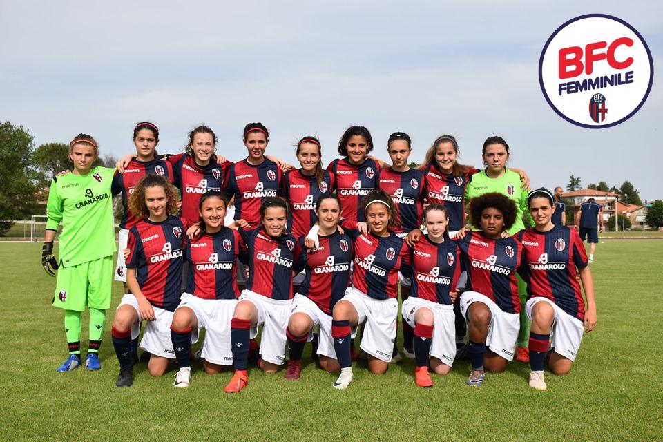 Bologna femminile - L'Under15 approda alla Final Four Nazionale