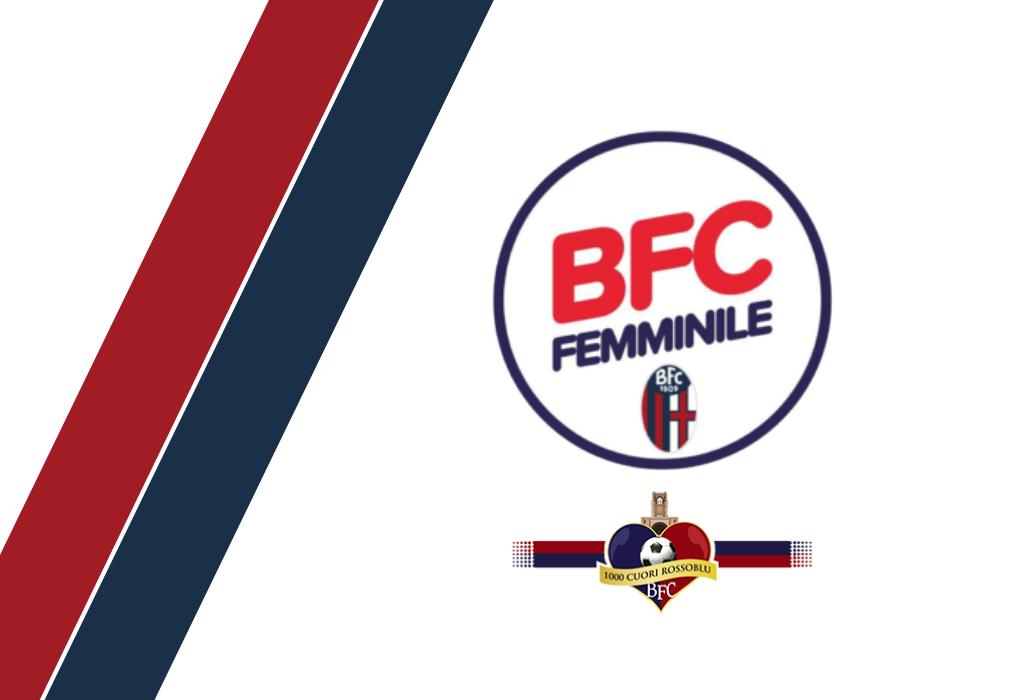 Stadio - Bologna femminile: Serie C in debito con la fortuna, Under17 con le finali nel mirino