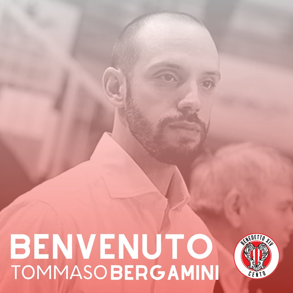 Benedetto XIV: Tommaso Bergamini è il nuovo team manager e responsabile scouting